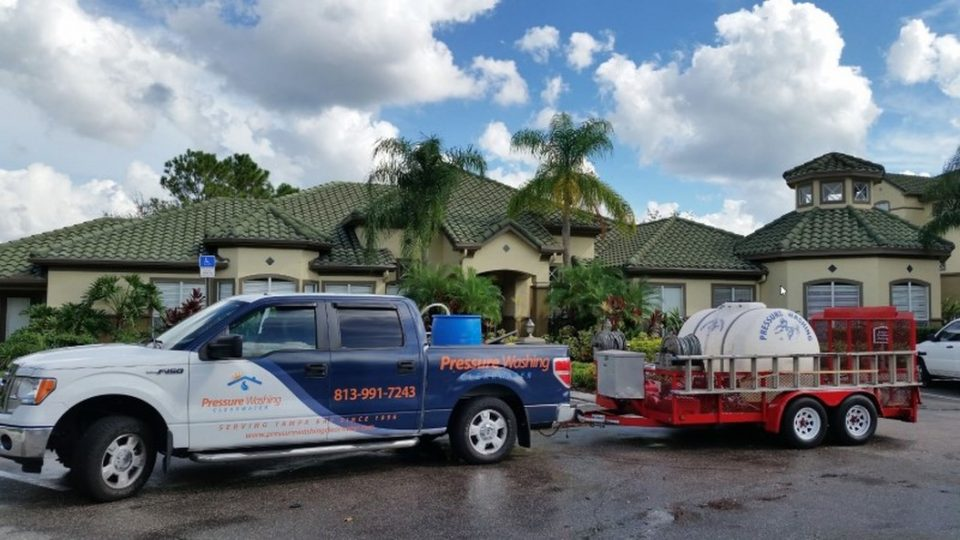 Tampa Bay Pressure Washing Services
